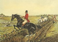 The English Hunt IV Fine-Art Print