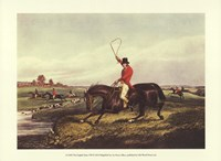 The English Hunt VIII Fine-Art Print