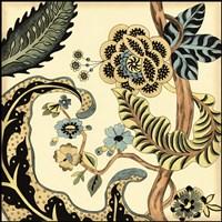 Small Jacobean Tile I (P) Fine-Art Print