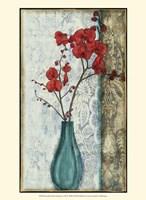 Small Orchid Opulence I (P) Fine-Art Print