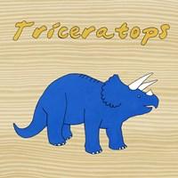 Triceratops Fine-Art Print
