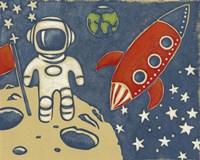 Space Explorer I Fine-Art Print