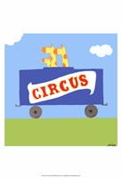 Circus Train II Fine-Art Print