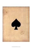 Small Spade Fine-Art Print