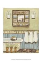 Seabreeze Bath II Fine-Art Print
