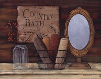 Country Bath Fine-Art Print