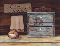 Clean Towels Fine-Art Print