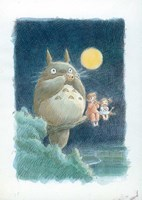 My Neighbor Totoro Fine-Art Print