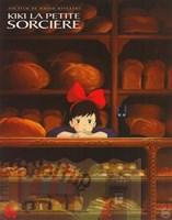 Kiki's Delivery Service (French Title) Fine-Art Print