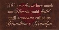 Grandma & Grandpa Fine-Art Print