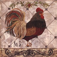 Rooster #5 Fine-Art Print