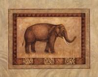 Asian Elephant Fine-Art Print