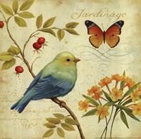 Garden Passion I Fine-Art Print