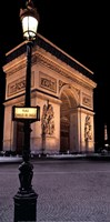 Paris Nights I Fine-Art Print