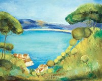 Colors of Saint Tropez Fine-Art Print