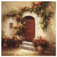 Rustic Doorway IV Fine-Art Print