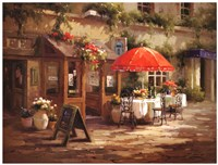Cafe Beau Monde Fine-Art Print