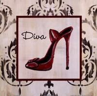Diva Shoe Fine-Art Print