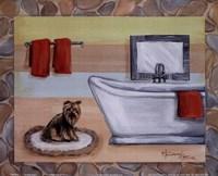 Sunday Dog I Fine-Art Print