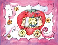 Strawberry Carriage Fine-Art Print
