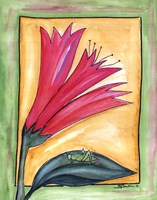 Grasshopper Dreams Fine-Art Print
