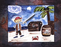 Pirate Boy Fine-Art Print