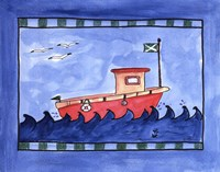 Tugboat Fine-Art Print