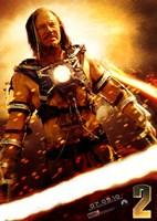 Iron Man 2 Ivan Vanko Wall Poster