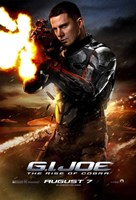 G.I. Joe: The Rise of Cobra Wall Poster