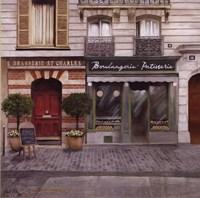 French Store I Fine-Art Print