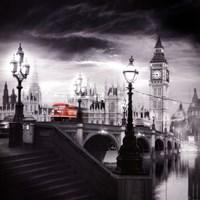 London Bus III Fine-Art Print