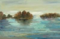 Serenity on the River Fine-Art Print