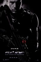 G.I. Joe: Rise of Cobra - Duke Wall Poster