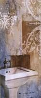 Bath Room & Ornamenrs II Fine-Art Print