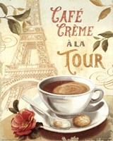 Cafe in Europe II Fine-Art Print