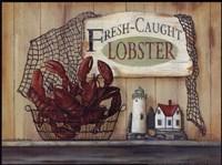Fresh Caught Lobster Fine-Art Print