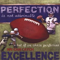 Perfection- Football Fine-Art Print
