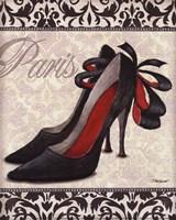 Classy Shoes II - mini Fine-Art Print