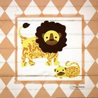 Lions Fine-Art Print