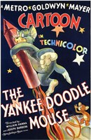 The Yankee Doodle Mouse Wall Poster