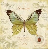 Cote Jardin III Fine-Art Print