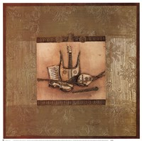 Classical Instrument I Fine-Art Print