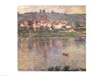 Vetheuil, 1901 Fine-Art Print