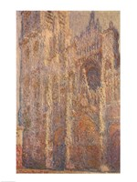 Rouen Cathedral, Midday, 1894 Fine-Art Print