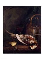 Still Life with a Pheasant, c.1861 Fine-Art Print
