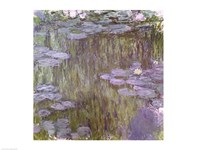 Nympheas at Giverny, 1918 Fine-Art Print