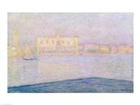 The Ducal Palace from San Giorgio, 1908 Fine-Art Print