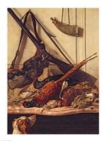 Hunting Trophies, 1862 Fine-Art Print