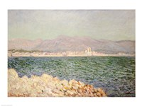 Gulf of Antibes, 1888 Fine-Art Print