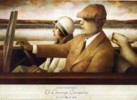 El Domingo Campaa Fine-Art Print